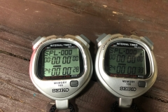 Our official timers